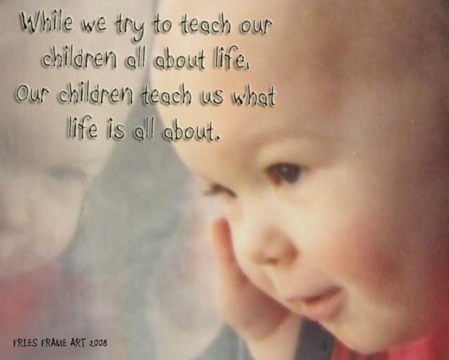 What Children Do.....
